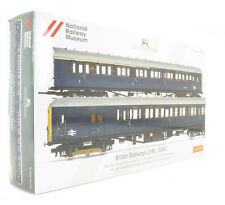 R3259 Hornby National Railway Museum British Railways 2-Bil 2090 Train Pack NEW
