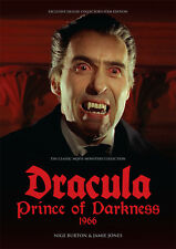 CLASSIC MONSTERS Magazine DRACULA PRINCE OF DARKNESS 1966 Ultimate Guide Book