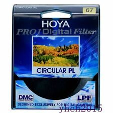 New Genuine Hoya Pro1 67mm Digital Circular PL Filter CPL for Canon Nikon Lens