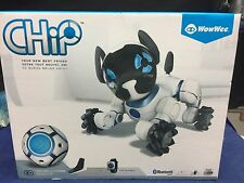 CHiP: The Lovable Robot Dog - Electronic Interactive Trainable Pet for Kids Toy