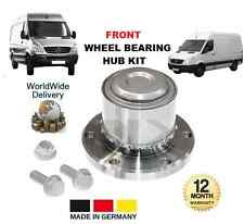 FOR MERCEDES BENZ SPRINTER 3t 3.5t 4.6t 5t 2006-- ON FRONT WHEEL BEARING HUB KIT