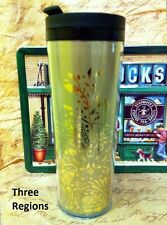 STARBUCKS 2011 THREE REGIONS ACRYLIC TUMBLER - 16 oz