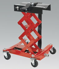 Sealey tj150e floor transmission jack 150kg