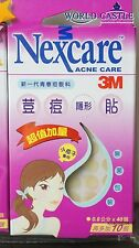 3M NEXCARE ACNE CARE DRESSING PIMPLE STICKERS PATCH SMALL CIRCLE TOTAL 50PCS