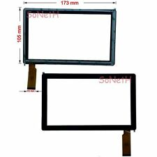 "Vetro Touch screen Digitizer 7,0"" Goclever TAB i720 Terra 70 L Tablet Nero"