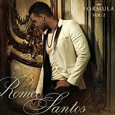ROMEO SANTOS - FORMULA 2 (CD) Sealed
