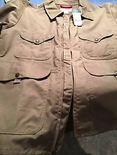 FILSON MADE IN USA Bell Bomber Tan S NWT  $325