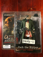 Jack the Ripper: McFarlane Toys Monsters Series lll – 6 Faces of Madness Action
