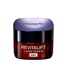 2x L'OREAL REVITALIFT LASER RENEW Day Cream Anti-Ageing Triple Action 15ml