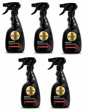 5 bottles x Holts Simoniz Bug Shifter Remover Cleaner Insects Tar 500ml JOB LOT