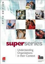 Understanding Organizations in Their Context, 5th Edition (Super-ExLibrary