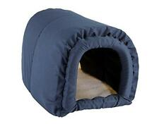 Great State Pet Kitty Cave Cat Bed, Navy