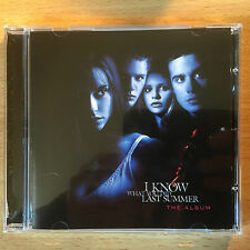 """I KNOW WHAT YOU DID LAST SUMMER""-FILM OST 2002-L7-KORN-OFFSPRING-BRAND NEW CD"