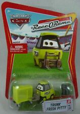Disney Pixar CARS Race O Rama Diecast Trunk Fresh Pitty