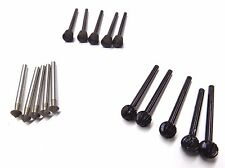 """15 Pc 1/8""""  Shank Rotary File Burrs Bit Set Wood Carving for Dremel USA Made"""