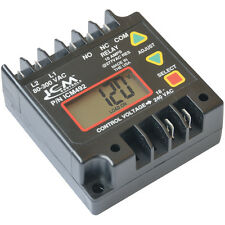 ICM492 Single Phase Line Voltage Monitor 24-240 Volts 5-fault memory