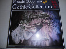 Jigsaw Puzzle gotico Collection by CLEMENTONI 1000 PEZZI NUOVO