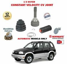 FOR SUZUKI GRAND VITARA 2.5i 1998-2005 NEW AUTOMATIC CONTANT VELOCITY CV JOINT