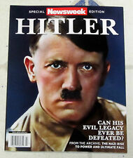 HITLER Nazi Rise To POWER & ULTIMATE Fall NEWSWEEK Special Edition 2016 EVIL New