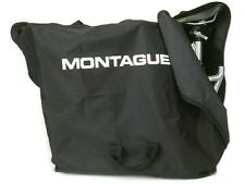 Montague Bicycles Soft Nylon Carry Case - Fits all Montague / Swissbike Models