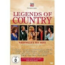 LEGENDS OF COUNTRY 3 DVD NEU