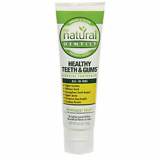 The Natural Dentist All In One Fluoride - 5 oz Toothpaste