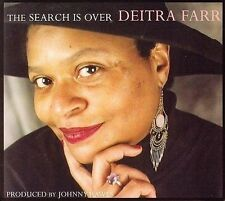 The Search Is Over [Bonus Tracks] [PA] by Deitra Farr (CD, Oct-2006, JSP (UK))