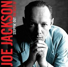 Steppin' Out-The A&M Years 1979-89 - Joe Jackson (2014, CD NIEUW)