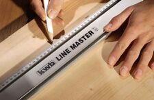 Präzisionslineal 1000 mm KWB Line Master