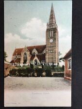 Vintage Postcard - Hampshire #A6 - RP Lyndhurst Church - Stuart