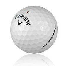 120 AAA+ Callaway Chrome Soft Used Golf Balls