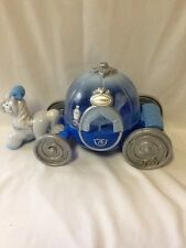 Fisher-Price Little People Disney Princess CINDERELLA Carriage With Lights