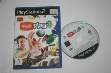 Play Station 2 PS2 Game- Eye Toy Play 2