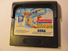 SEGA jeu winter olympics lillehammer 1994 gamy par u.s gold (cartouche seule)