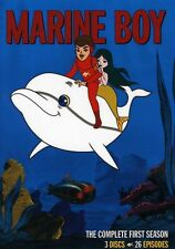 Marine Boy: The Complete First Season [3 Discs] (DVD Used Very Good) DVD-R