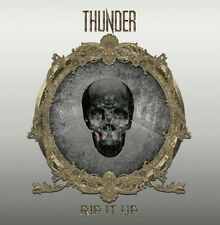 "THUNDER ""Rip It Up"" CD 2017 Hard Rock rainbow saxon nazareth black sabbath"