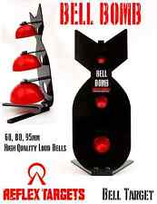 Bell Bomb  - Airgun Rifle Air Pistol  Airsoft Bell Target