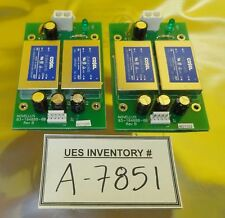 Novellus 03-164888-00 DC/DC Converter Board PCB Rev. B Lot of 2 Used Working