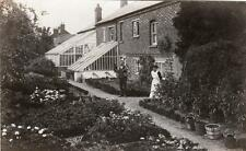 Unidentified Gardening House unused RP old pc Sayle Newport Pagnell