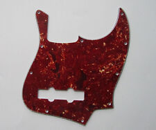 Jazz Bass Pickguard J Bass Scratch Plate Vintage Tortoise Fits Fender