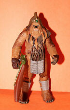 STAR WARS ROTS WOOKIE WARRIOR SNEAK PREVIEW LOOSE COMPLETE