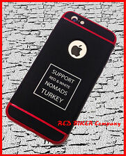 Nomads Turkey R&W Case/Cover für I PHONE 6 & 6S (4,7') Red & White, Support 81