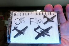 Michele Corriel- OK Fine- new/sealed cassette tape- rare??