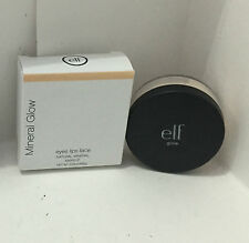 NEW! EYES LIPS FACE ELF E.L.F. NATURAL MINERAL MAKEUP MINERAL GLOW SHEER POWDER
