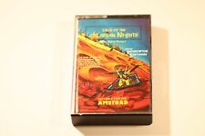 AMSTRAD 464/664/6128 Tales of the ARABIAN NIGHTS GIOCO CASSETTA