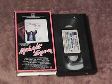 Midnight Express + The Amsterdam Kill (VHS x 2) NARC ACTION) LOT) Free Ship.)