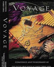 Brad White & Pierre Grill Voyage CASSETTE ALBUM World Downtempo Folk New Age