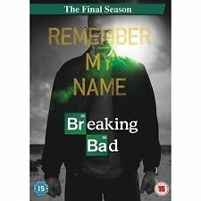 BREAKING BAD COMPLETE FINAL SERIES 6 / (SERIES 5 PART 2) DVD Sealed Season UK