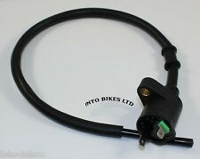 IGNITION COIL C/W HT SPARK PLUG LEAD FOR PIAGGIO B 125 and BEVERLY 125 & 200