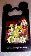 Disney pin WDW - Hoop Dee Doo Musical Revue (Mickey & Minnie Mouse)